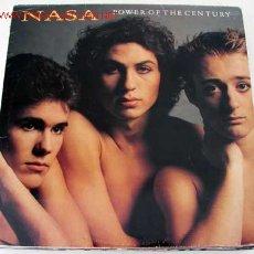 Discos de vinilo: NASA (POWER ON THE CENTURY) MAXISINGLE45. Lote 542627