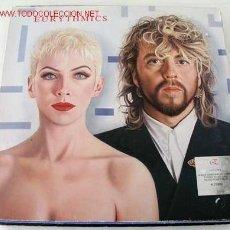 Discos de vinil: EURYTHMICS (REVENGE) 1986 - GERMANY LP33 RCA. Lote 12410739