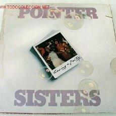 Discos de vinilo: THE POINTER SISTERS (HAVING A PARTY) LP33. Lote 555882