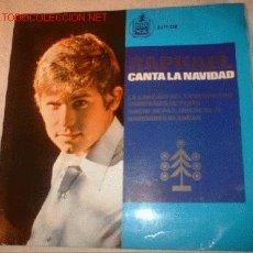 Discos de vinilo: SINGLE DE RAPHAEL CANTA LA NAVIDAD.. Lote 564792