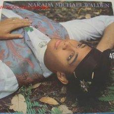 Discos de vinilo: NARADA MICHAEL WALDEN ( THE NATURE OF THINGS ) USA 1985-GERMANY LP33 WARNER BROS RECORDS. Lote 2236967