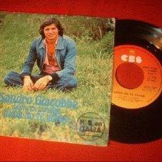 Discos de vinilo: SINGLE - SANDRO GIACOBBE- AMOR NO TE VAYAS, Nº 1 EN ITALIA, CBS AÑO 1976.. Lote 1586650
