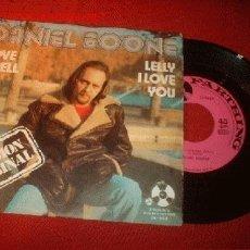 Discos de vinilo: SINGLE - DANIEL BOONE- CBS AÑO 1974.. Lote 574714