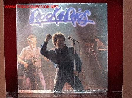 MIGUEL RIOS DOBLE LP ROCK&RIOS (Música - Discos - LP Vinilo - Rock & Roll)