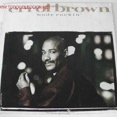 Discos de vinilo: ERROL BROWN (BODY ROCKIN' (THE BODY MIX)) MAXISINGLE 45RPM. Lote 4346508