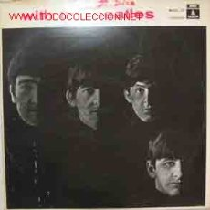 Discos de vinilo: THE BEATLES: WITH THE BEATLES. Lote 16026251