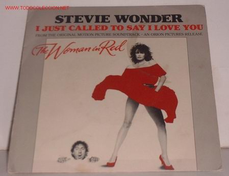 Discos de vinilo: DISCOS :DISCO SINGLE STEVIE WONDER VV - Foto 1 - 22235832