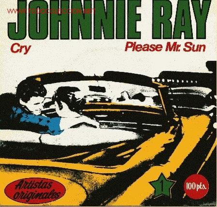 JOHNNIE RAY (Música - Discos - Singles Vinilo - Pop - Rock Internacional de los 50 y 60)