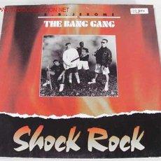 Discos de vinilo: B.B. JEROME &THE BANG GANG (SHOCK ROCK) MAXISINGLE 45RPM. Lote 631903