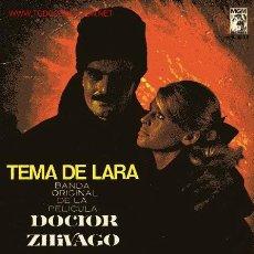 Discos de vinilo: BSO DOCTOR ZHIVAGO. Lote 632553