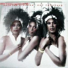 Discos de vinilo: POINTER SISTERS ( HOT TOGETHER ) 1986 LP33 RCA. Lote 633240