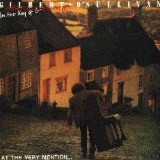 Discos de vinilo: GILBERT O'SULLIVAN. Lote 640997