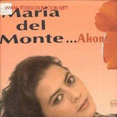 Dischi in vinile: LP MARIA DEL MONTE / AHORA . Lote 16515221
