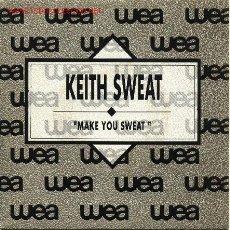 Discos de vinilo: KEITH SWEAT. Lote 645386