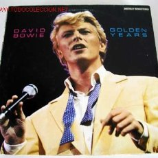 Discos de vinilo: DAVID WOBIE (GOLDEN YEARS) LP33. Lote 10822778