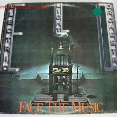 Discos de vinilo: ELECTRIC LIGHT ORCHESTRA (FACE THE MUSIC) LP33. Lote 648083