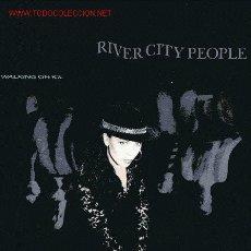 Discos de vinilo: RIVER CITY PEOPLE . Lote 655594