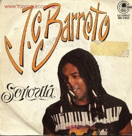 J.C. BARRETO (Música - Discos - Singles Vinilo - Otros estilos)