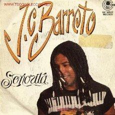Discos de vinilo: J.C. BARRETO . Lote 657791