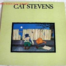 Discos de vinilo: CAT STEVENS (TEASER AND THE FIRECAT) 1971 LP33. Lote 959145