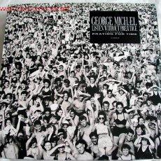 Discos de vinilo: GEORGE MICHAEL (LISTEN WITHOUT PREJUDICE) 1990 LP33. Lote 2890016
