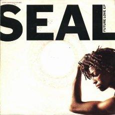 Discos de vinilo: SEAL. Lote 662214