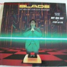 Discos de vinilo: SLADE (THE AMAZING KAMIKAZE SYNDROME) 1983 LP33. Lote 53444610