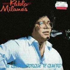 Dischi in vinile: PABLO MILANÉS . Lote 2292316