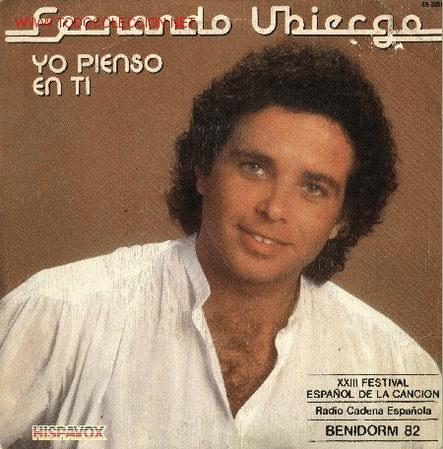 FERNANDO UBIERGO (Música - Discos - Singles Vinilo - Otros Festivales de la Canción)