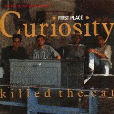 Discos de vinilo: CURIOSITY KILLED THE CAT . Lote 667503