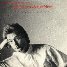 Discos de vinilo: HUEY LEWIS AND THE NEWS . Lote 667930