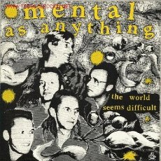 Discos de vinilo: MENTAL AS ANYTHING . Lote 668010