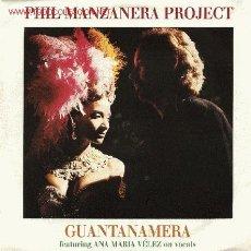 Discos de vinilo: PHIL MANZANERA PROJECT. Lote 668100