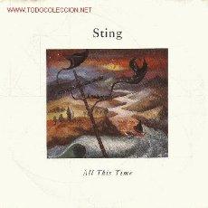 Discos de vinilo: STING . Lote 671214