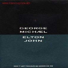 Discos de vinilo: GEORGE MICHAEL . Lote 672270