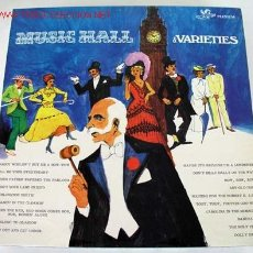 Discos de vinilo: MUSIC HALL & VARIETIES LP33. Lote 675112