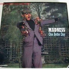 Discos de vinilo: THE MADNESS (ONE BETTER DAY) MAXISINGLE 45RPM. Lote 676754