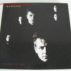 Discos de vinilo: THE MADNESS (YESTERDAYS MEN) MAXISINGLE 45RPM. Lote 676765
