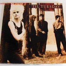 Discos de vinilo: 'TIL TUESDAY ( WELCOME HOME ) 1986 - HOLANDA LP33 EPIC. Lote 30597245