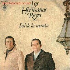 Discos de vinilo: LOS HERMANOS REYES . Lote 701315