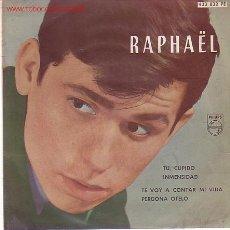 RAPHAEL DISCO EP 1964 philips