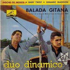 Discos de vinilo: DUO DINAMICO DISCO EP. Lote 21265590