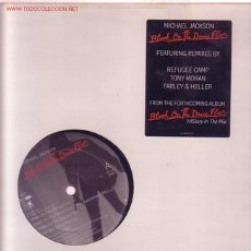 Discos de vinilo: MICHAEL JACKSON MAXI PROMOCIONAL. Lote 23513479