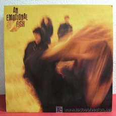 Discos de vinilo: AN EMOTIONAL FISH 1990 LP33. Lote 3070312