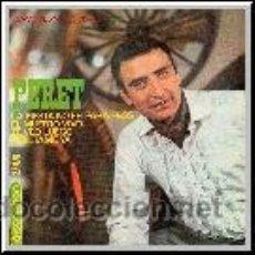 Discos de vinilo: SINGLE DE PERET. 'LA FIESTA NO ES PARA FEOS'. 4 TEMAS. 1966.. Lote 23208742