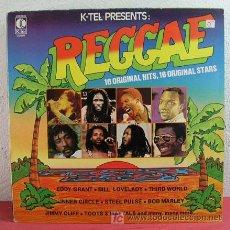 Discos de vinilo: REGGAE 'THIRD WORLD, BOB MARLEY, TOOTS & MAYTALS, EDDY GRANT, STEEL PULSE...' 1979 LP33. Lote 3118440