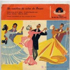 Discos de vinilo: HELMUT ZACHARIAS / GOLONDRINAS DE LA ALDEA / EL BELLO DANUBIO AZUL / SANGRE VIENESA / VIDA DE ARTIST. Lote 3166228