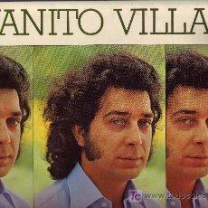 Discos de vinilo: JUANITO VILLAR DISCO LP MOVIEPLAY 17.1353-3 1978 CANCIONES VER FOTO ADICIONAL. Lote 8387755