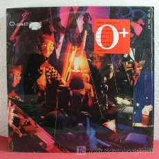 Discos de vinilo: O-POSITIVE ( TOYBOATTOYBOATTOYBOAT ) 'VINILO VERSION EN ROJO' 1990 LP33. Lote 3179854