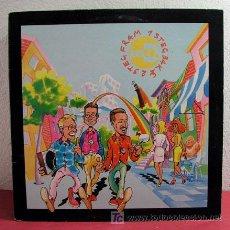Discos de vinilo: 1 STEG BAK & 2 STEG FRAM 1990 LP33. Lote 3179973